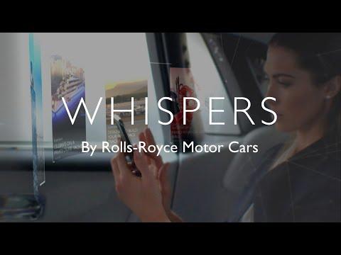 VIP društvena mreža Rolls Royce-a