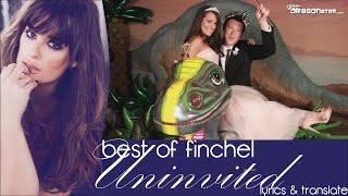 Glee The Best Of Finchel (Uninvited Season 6 Lyrics Traduction Fr)