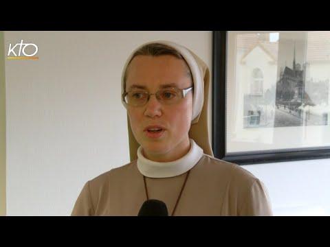 Soeur Agnieszka Buczakowska, Soeur de Saint Michel Archange
