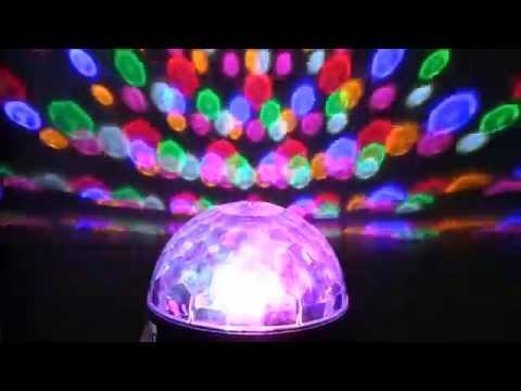 Sfera Mp3 Palla di Luce Magic Ball