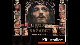 Jesus de Nazaret (1977) (Trailer en Castellano)