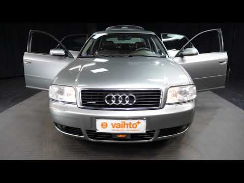 Audi A6 2.4 V6 4d Quattro A ***LÖYTÖPIHA***, Sedan, Automaatti, Bensiini, Neliveto, NFA-893