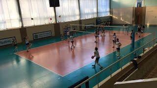 Волейбол. Девушки. Калужская  область -  Белгородская область