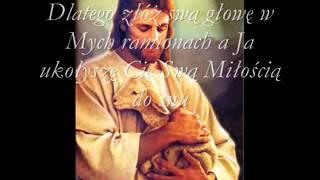 Jezus mówi do Serca Dałem Ci Jezus Chrystus Zbawiciel Odkupiciel PL
