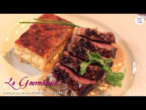 Le Gourmandin