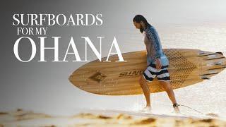 Surfboards For My Ohana