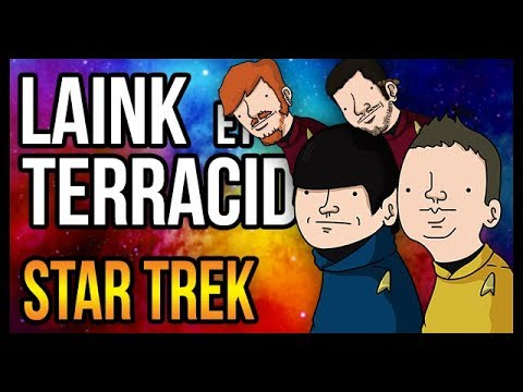 4 YOUTUBERS SAUVENT LA GALAXIE (Star Trek VR) ft. Amixem et Cyril