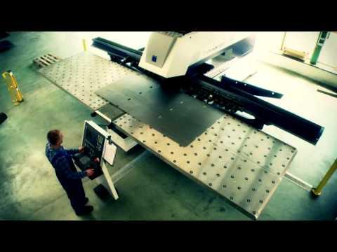 Edbak - wykrawanie CNC - zdjęcie