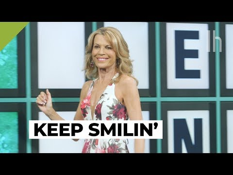 How Wheel Of Fortune's Vanna White Keeps Smiling At Her Job After 36 Years