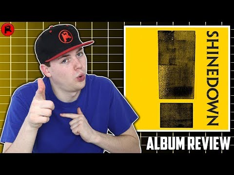 SHINEDOWN – ATTENTION ATTENTION | ALBUM REVIEW