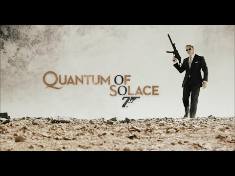 007 Quantum of Solace PS3 gameplay