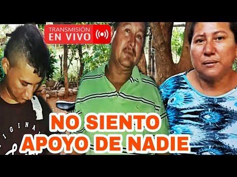 ME SIENTO SOLO NO SIENTO APOYO DE NADIE DICE NANO  / EL SALVADOR 4K