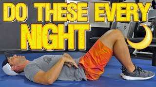 5 Movements To Do EVERY Night! 🌙