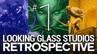Looking Glass Studios Retrospective 1/3 (Origin Systems, Ultima Underworld 1, Ultima Underworld 2)