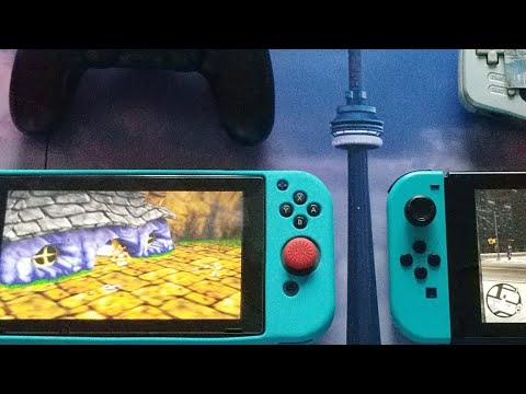 How to install Lakka TV on Nintendo Switch - N64 DS PSP GBA