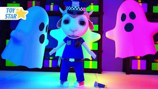 Dolly and Friends 3D  Kids Play Halloween Mystery Wheel Challenge