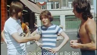 AC/DC Entrevista julio 1976 Londres (subtitulos)