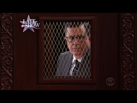 Stephen Colbert's Midnight Confessions XIX