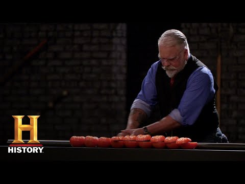 , title : 'Forged in Fire: Damascus Steel Knife Tests (Season 5)   History