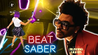 BLINDING LIGHTS by The Weeknd in BEAT SABER