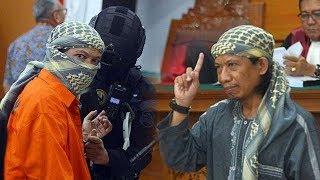 Peluk Aman Abdurrahman, Polisi Korban Selamat Bom Thamrin Dibisiki 1 Kalimat Pengakuan dalam Sidang