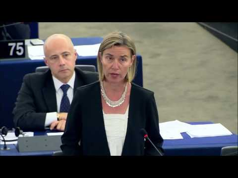 EP Plenary session - Situation in Venezuela