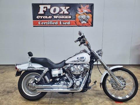 2006 Harley-Davidson Dyna™ Wide Glide® in Sandusky, Ohio - Video 1