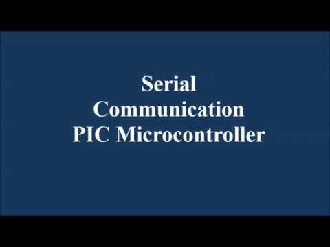 PC TO PIC SERIAL COMMUNICATION - смотреть онлайн на Hah Life