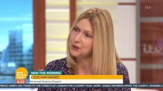Rise In Bankruptcy | Good Morning Britain