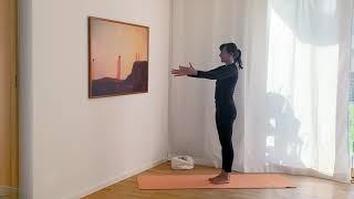 Yoga loslassen