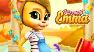 Моя беременная кошка Эмма / МУЛЬТФИЛЬМЫ для ДЕТЕЙ / АЛИСА - Мультики и видео для детей