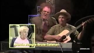 Dr. Steve Brule Sing-Along