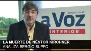 La Muerte De Kirchner / Analiza Sergio Suppo