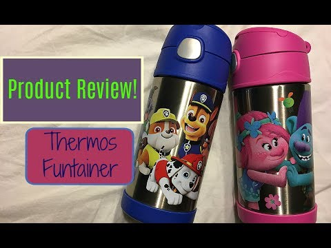Super Quick Product Review: Thermos Funtainer