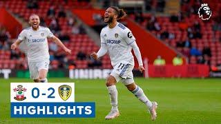 Southampton 0-2 Leeds United Pekan 37