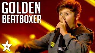 14-Year-Old BeatBoxer WINS Golden Buzzer! | Got Talent Global - Video Youtube