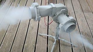 Radial fan - Radialventilator 125RL