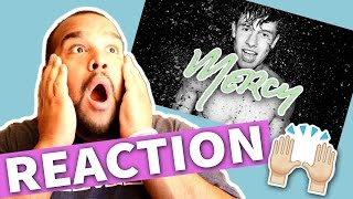 SHAWN MENDES - MERCY [REACTION]