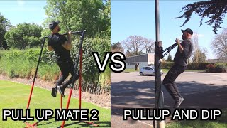 Pull up mate 2 versus Pullup and dip Which is BETTER? Best Portable Pull up and Dip bar