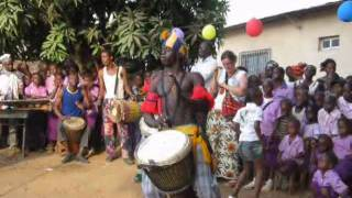 Percussion de Kindia - Amazing west African music band