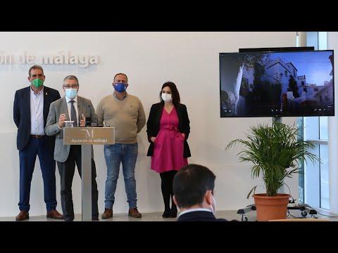 Presentación Observatorio Turístico de Interior y vídeo promocional El Saltillo