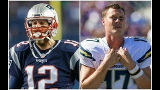 Los Angeles Chargers Vs. New England Patriots Playoffs LIVE STREAM reaction