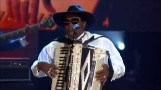 "Nathan Williams  The Zydeco Cha Chas ""Live at the Grand Ole Opry"""