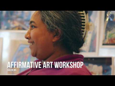 Affirmative Art Tour Kickstarter