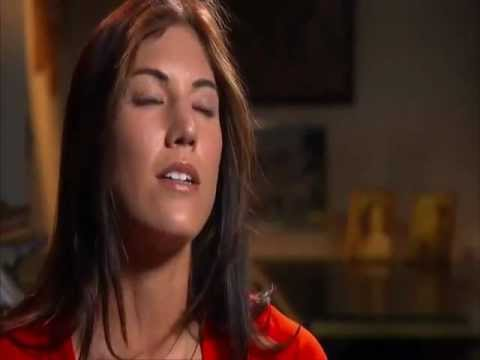 Hope Solo Story