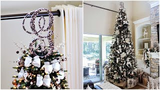 DIY Rustic Glam Tree Topper Day 3 Of The 12 Days Of Christmas