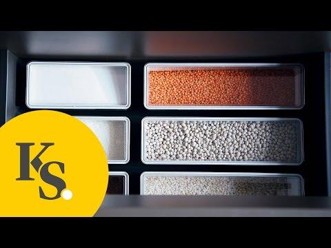 Küchenorganisation leicht gemacht: Gewürze & Vorräte | Tipps & Tricks