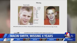Macin Smith, Missing 4 Years