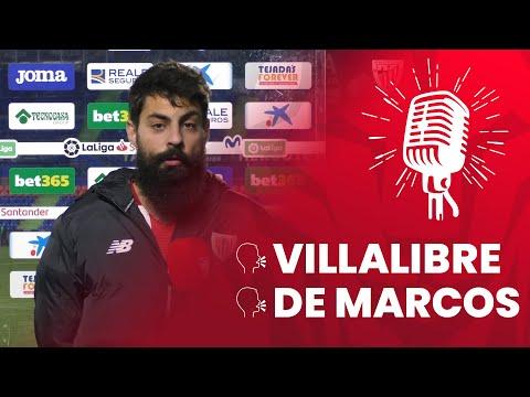 🎙 Villalibre & De Marcos | post Getafe CF 1-1 Athletic Club | J11 LaLiga 2020-21