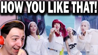 Thank you for watching my reaction to BLACKPINK - 'How You Like That' M/V!   Follow me on Twitter: https://twitter.com/AndyPiluk  Follow me on Instagram: https://www.instagram.com/andrewpilukofficial/  Business Inquires- andypiluk@gmail.com   Original Video: https://www.youtube.com/watch?v=ioNng23DkIM    COPYRIGHTS: FAIR USE, Title 17, US Code (Sections 107-118 of the copyright law): All media in this video is used for purpose of review & commentary under terms of fair use. All footage, music & images used belong to their respective companies.  #BLACKPINK #HYLT